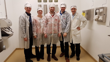 Designing pilot plants at BARILLA