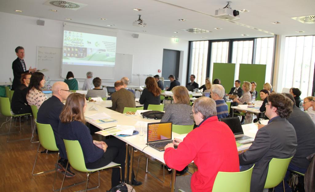 Kick-Off meeting Tulln: Plenary